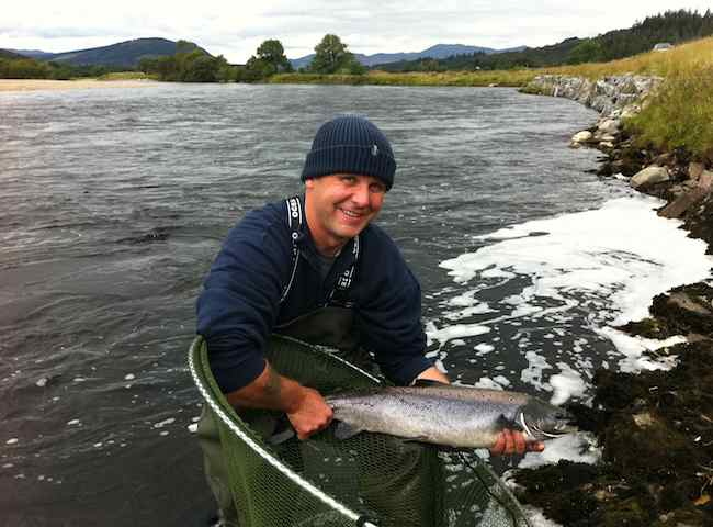 The Most Fantastic Country For Salmon Fly Fishing